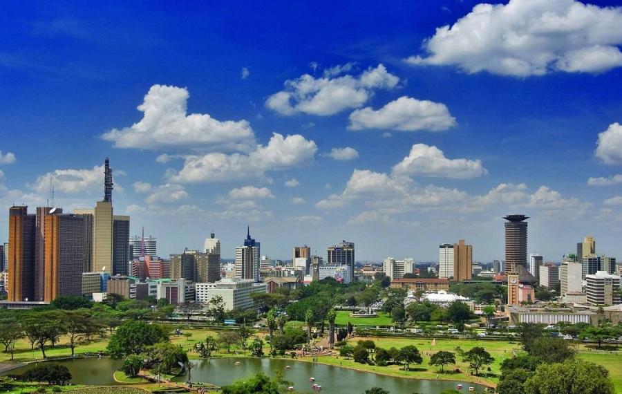 Kenya, Nairobi, seule ville africaine classée parmi les 10 villes les plus dynamiques au monde