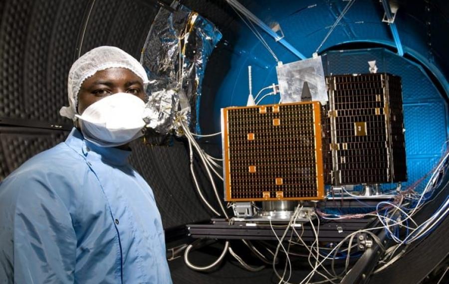 Voici les 5 premiers pays d'Afrique avec des programmes spatiaux avancés