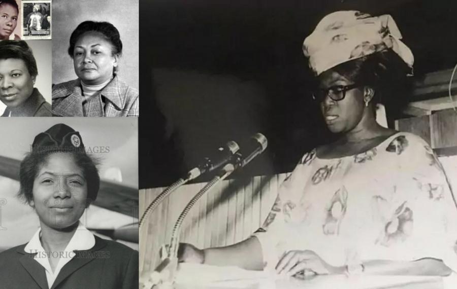 Les «Immortelles», ces pionnières qui ont marqué l'histoire de l'Afrique - African Shapers