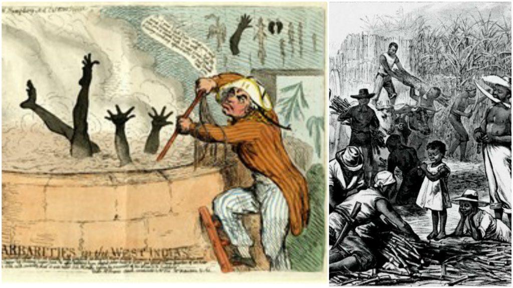Esclavage: lorsqu'ils ébouillantaient les esclaves dans des cuves à sucre - Elimu