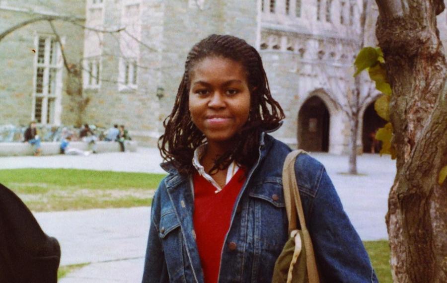 L'histoire inédite de Michelle Obama; le bébé qui est devenu la première première dame afro-américaine