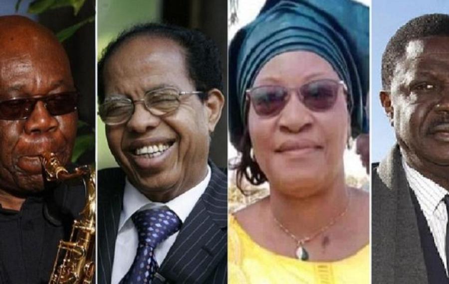 10 personnalités africaines décédées de Covid-19