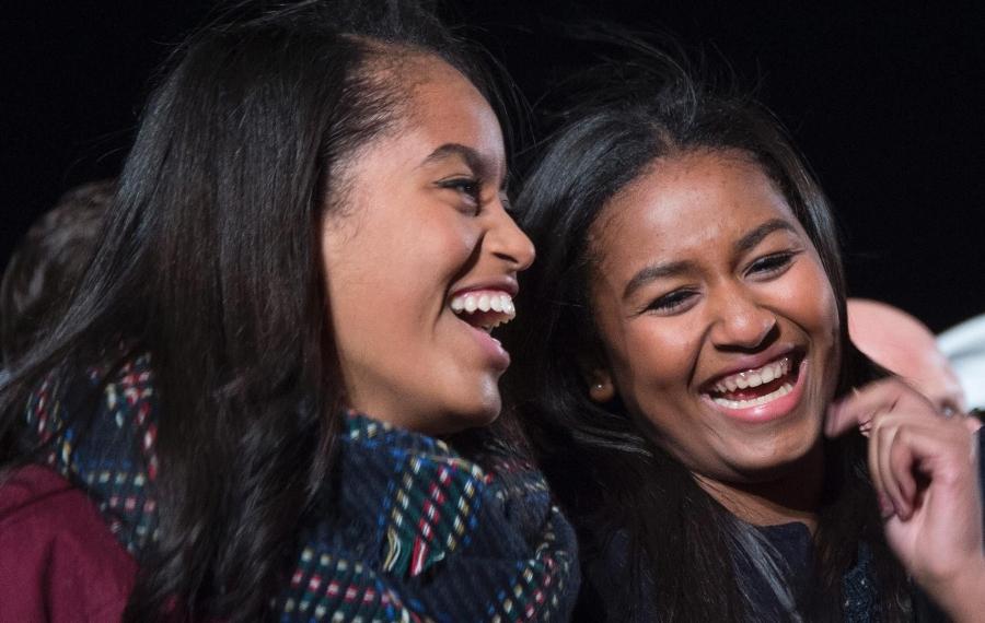 Malia et Sasha Obama donnent une rare interview dans maman, le documentaire de Michelle Obama