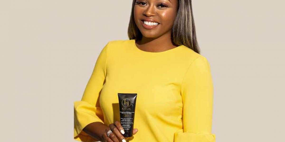 La crème solaire Shontay Lundy of Black Girl obtient un investissement de 1 million de dollars au milieu de COVID-19