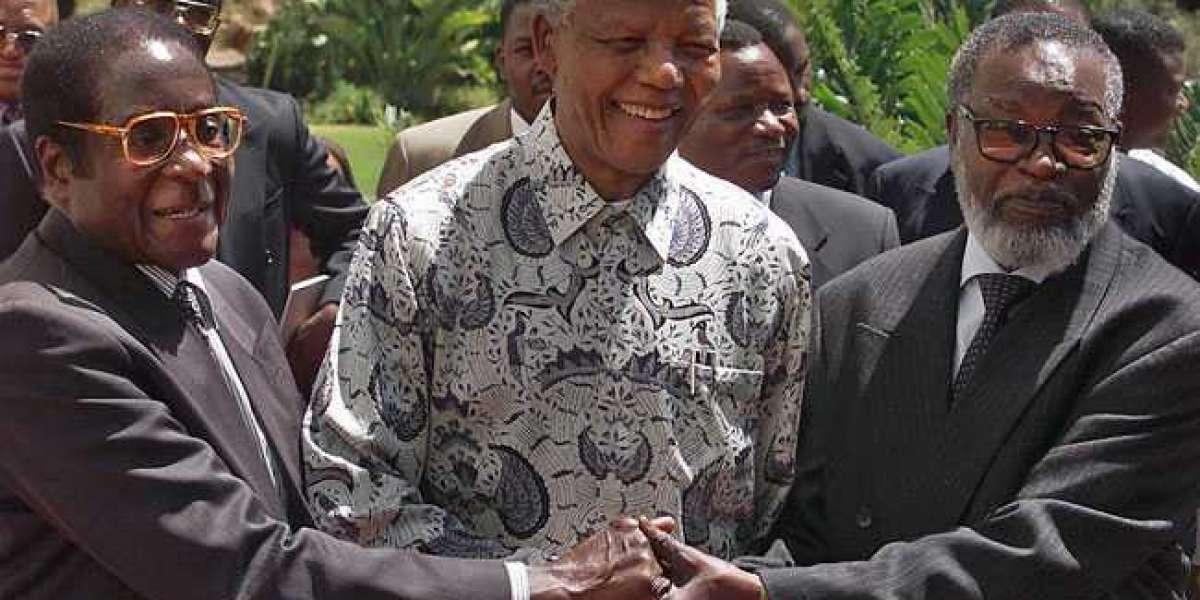 Nelson Mandela nommé la personne la plus influente parmi les jeunes africains: enquête