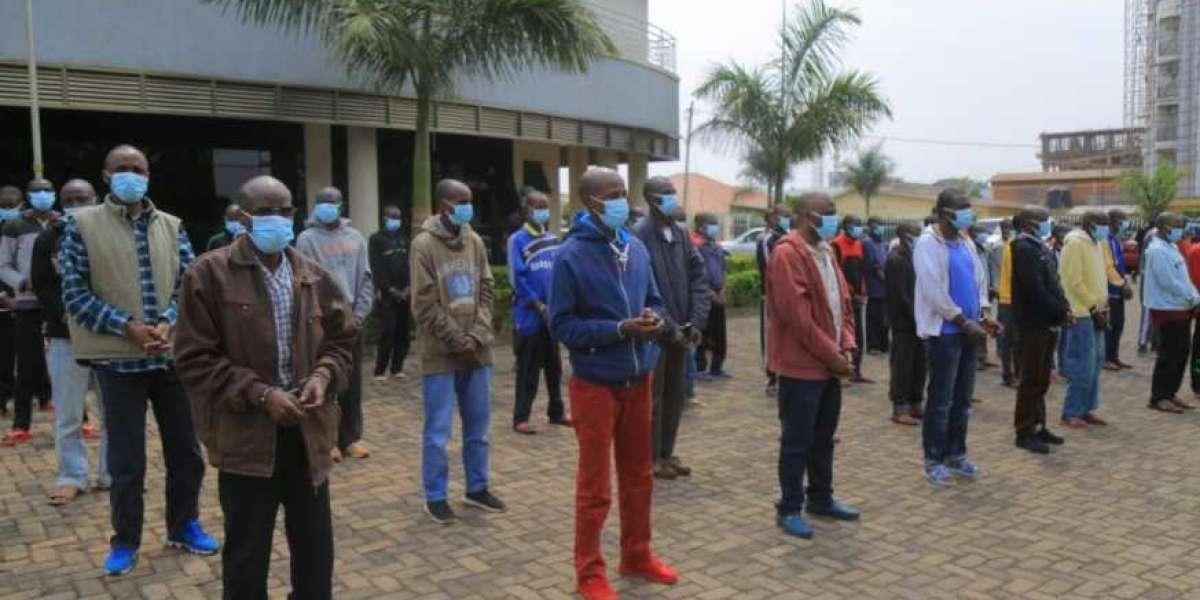 Plusieurs rebelles rwandais présumés seront inculpés en justice