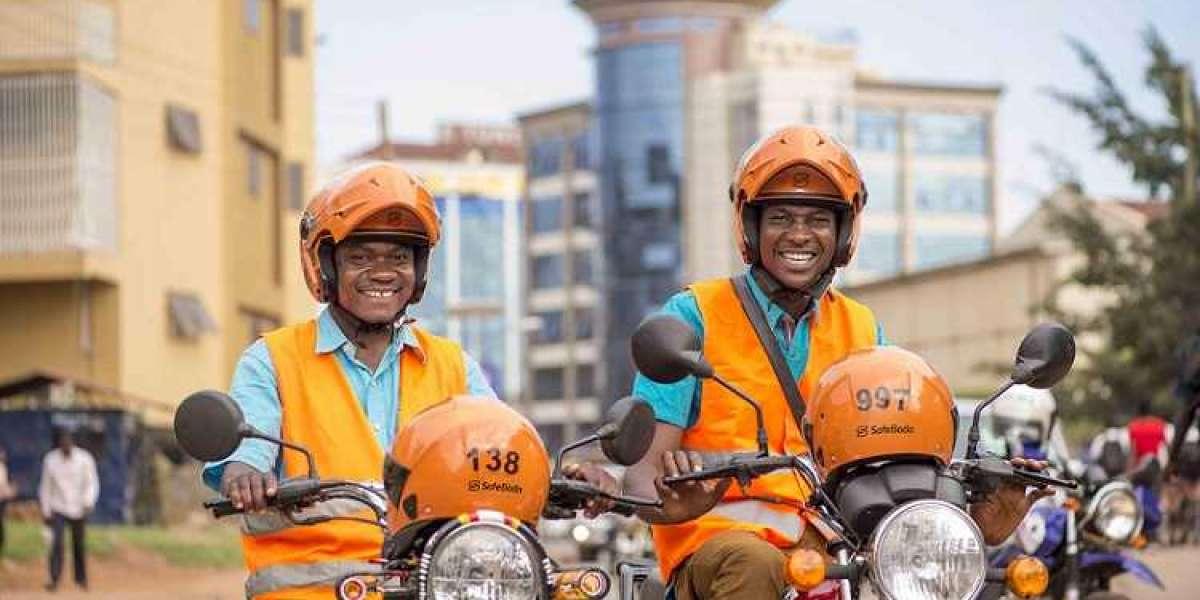 Une start-up ougandaise saluant des motos, SafeBoda quitte le marché kenyan