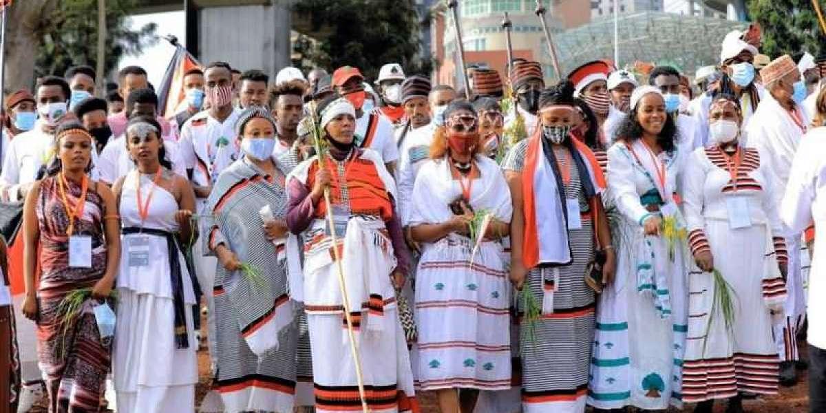 Comment les vêtements reflètent la fierté ethnique croissante des Oromo en Éthiopie