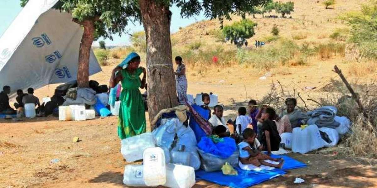 Le Soudan lutte pour accueillir 25000 réfugiés éthiopiens