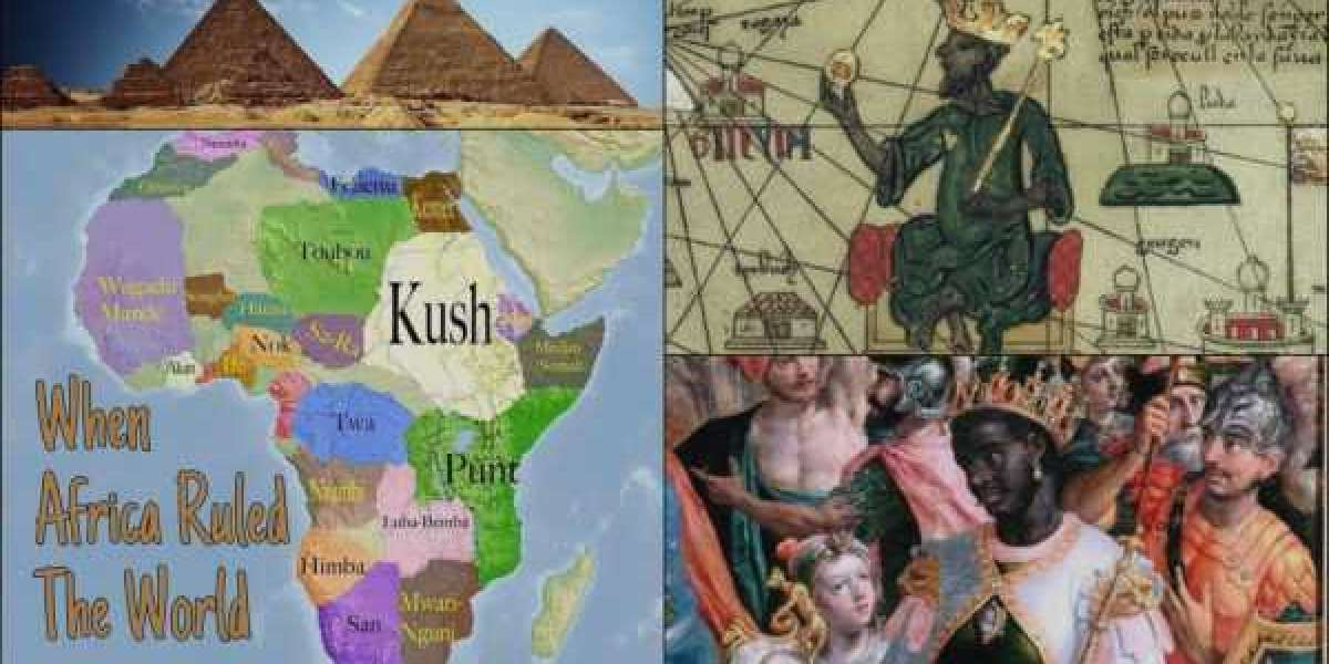 L'Afrique a gouverné le monde pendant 15 000 ans et l'humanité civilisée | Comment Africa News