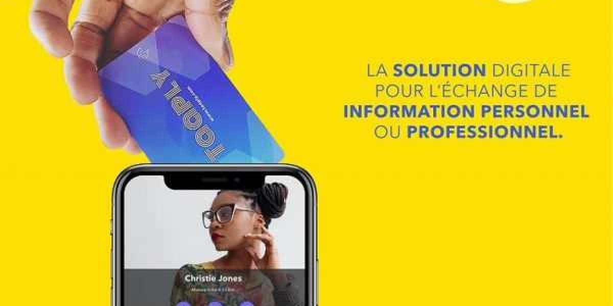 Startup camerounaise, Taaply se lance dans la numérisation des cartes de visite