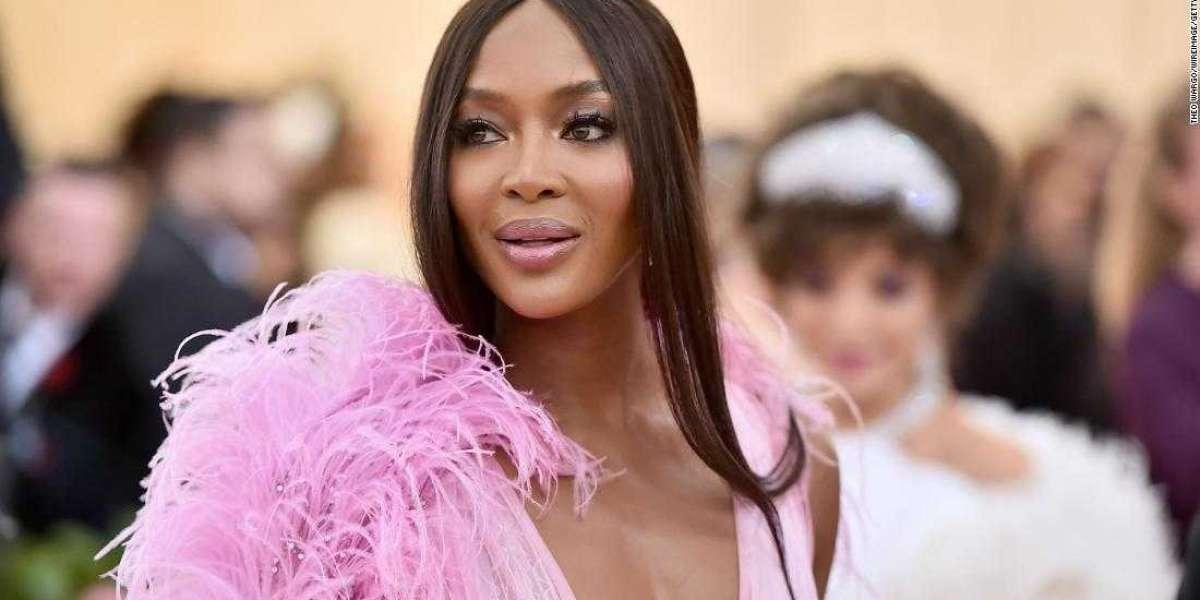 La mannequin britannique Naomi Campbell nommée ambassadrice du tourisme au Kenya