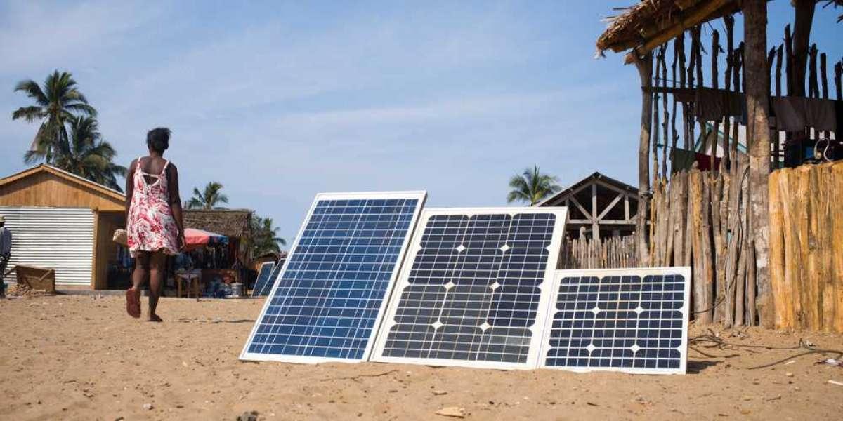 L'Afrique et les énergies renouvelables